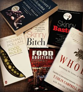 Favorite Books on Nutrition