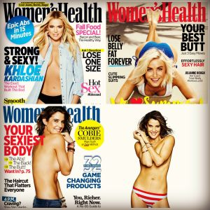 Women's Health or Maxim